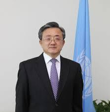 Mr. Liu Zhenmin Under-Secretary-General for Economic and Social Affairs, United Nations Department of Economics and Social Affairs (UN DESA)