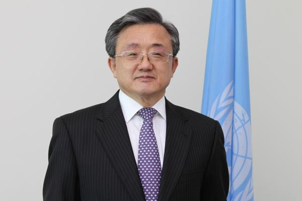 Mr. Liu Zhenmin