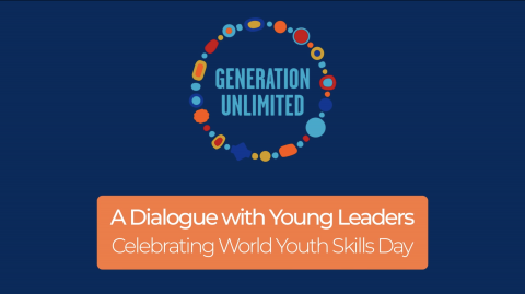 World Youth Skills Day 2020 Virtual Dialogue With Youth Highlights