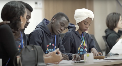 Youth Challenge 1.0 – Muntjatna – Sudan - Video