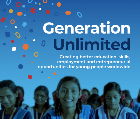 Generation Unlimited Brochure