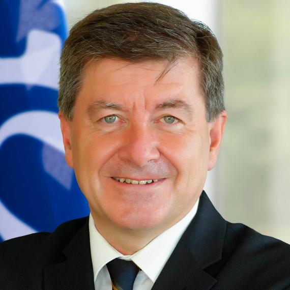 Mr. Guy Ryder Director-General, International Labour Organization (ILO)