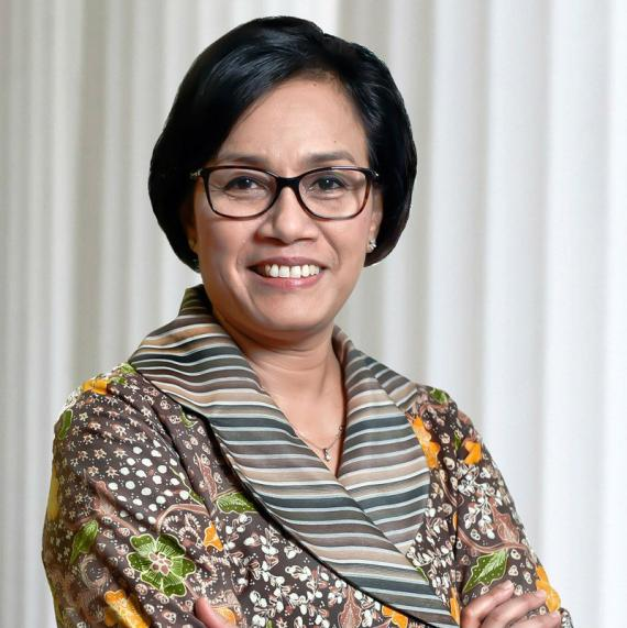 Ms. Sri Mulyani Indrawati Minister of Finance, Republic of Indonesia