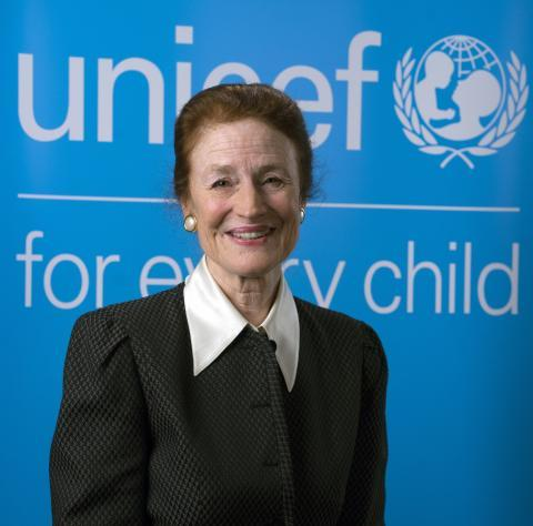 Ms. Henrietta Fore Executive Director, United Nations Children's Fund (UNICEF)