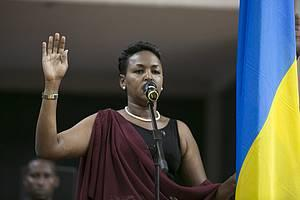 Ms. Rosemary Mbabazi Minister of Youth, Republic of Rwanda