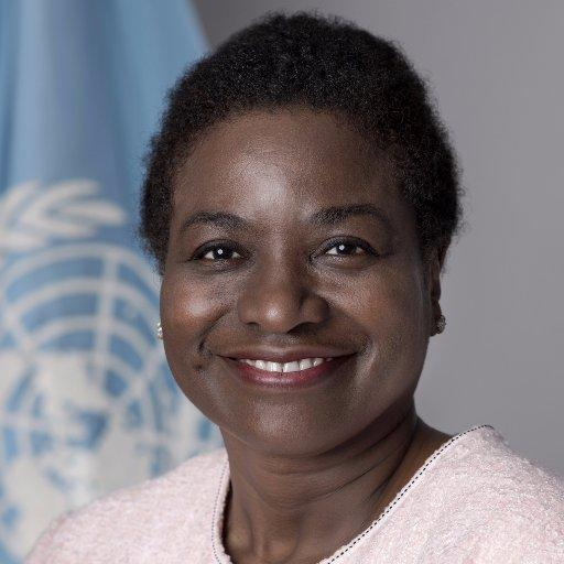 Ms. Natalia Kanem Executive Director, United Nations Population Fund (UNFPA)