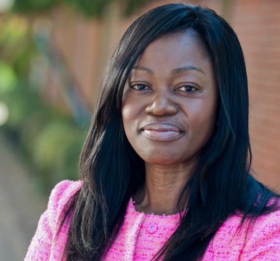 Ms. Tsitsi Masiyiwa Co-Founder & Co-Chair, Higher Life Foundation