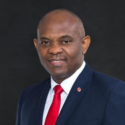 Mr. Tony Elumelu Founder, The Tony Elumelu Foundation